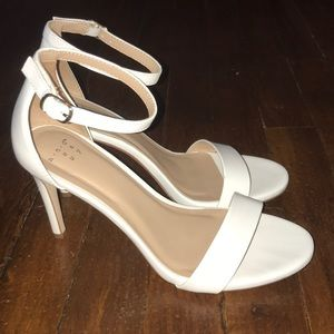 A New Day Ankle Strap Heels